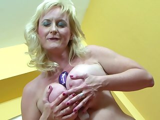 Stunning MILF Monika Wipper receives a big black cock
