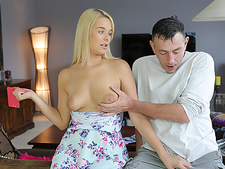 DADDY4K. Nasty old man catches the right segment to...