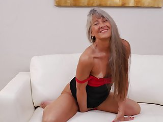 A handful of of the things Leilani Lei loves is rubbing her wet pussy