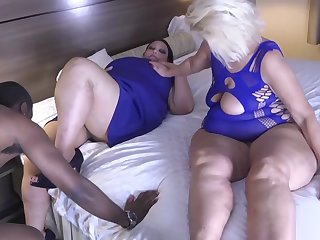 BBW with the addition of Step Mom Welcome Home Step Dad