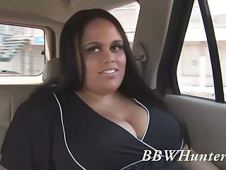 Wild SSBBW whore Christy Minx is with than available to ride fat horseshit