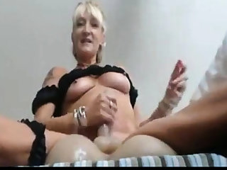 your deep anal for slutty busty blonde you were