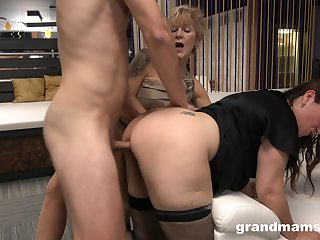 i fucked my aunt and my cousin and I liked it